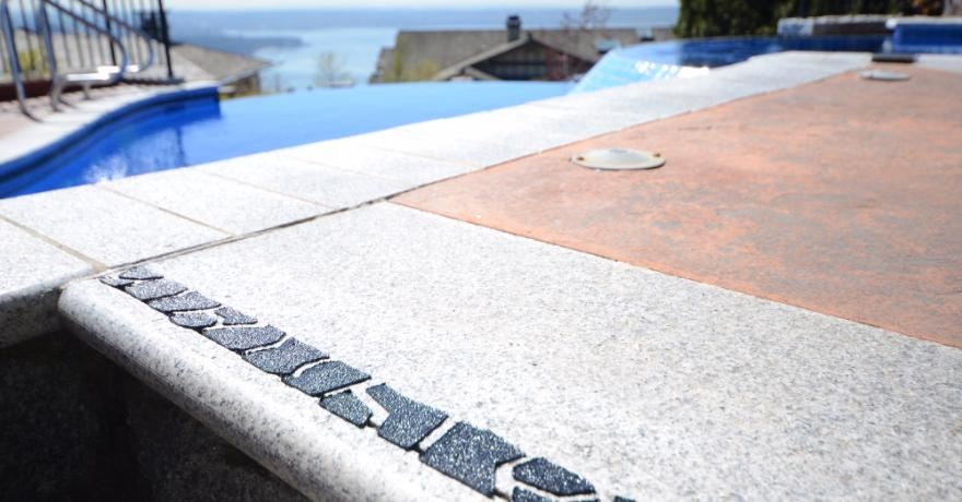 From your living room to your poolside, we can do custom stone work anywhere to help jazz up your home!